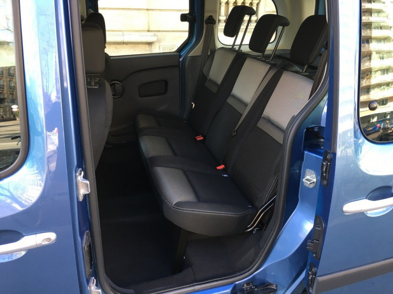 Photo 13 de l'offre de RENAULT KANGOO II 1.5 DCI 90CH ENERGY ZEN FT EURO6 à 12490€ chez Iptrans Auto Paris