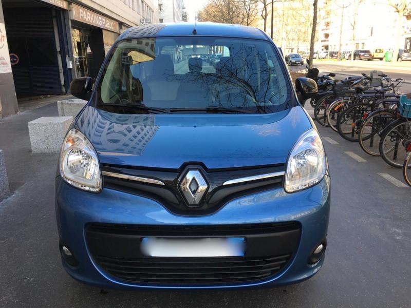 Photo 6 de l'offre de RENAULT KANGOO II 1.5 DCI 90CH ENERGY ZEN FT EURO6 à 12490€ chez Iptrans Auto Paris