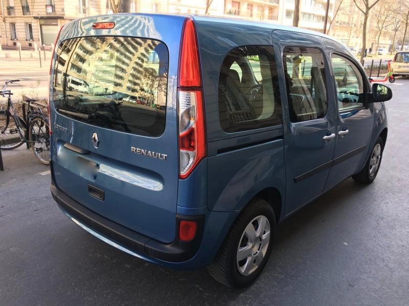Photo 4 de l'offre de RENAULT KANGOO II 1.5 DCI 90CH ENERGY ZEN FT EURO6 à 12490€ chez Iptrans Auto Paris