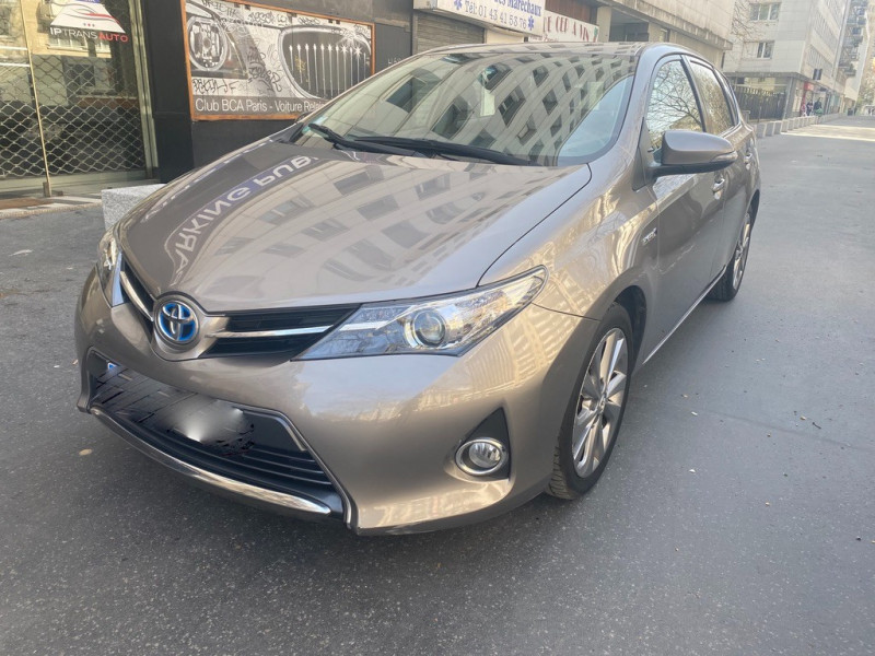 Toyota AURIS HSD 136H BUSINESS Hybride BEIGE Occasion à vendre