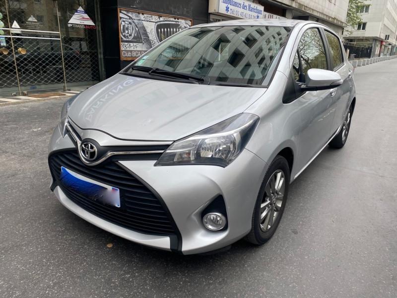 Toyota YARIS 69 VVT-I DYNAMIC 5P Essence GRIS C Occasion à vendre