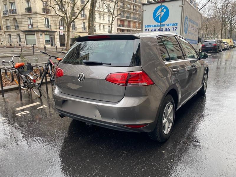 Photo 4 de l'offre de VOLKSWAGEN GOLF VII 1.2 TSI 110CH BLUEMOTION TECHNOLOGY CUP 5P à 12490€ chez Iptrans Auto Paris