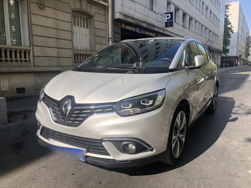 Renault GRAND SCENIC IV 1.5 DCI 110CH ENERGY INTENS EDC Diesel GRIS C Occasion à vendre