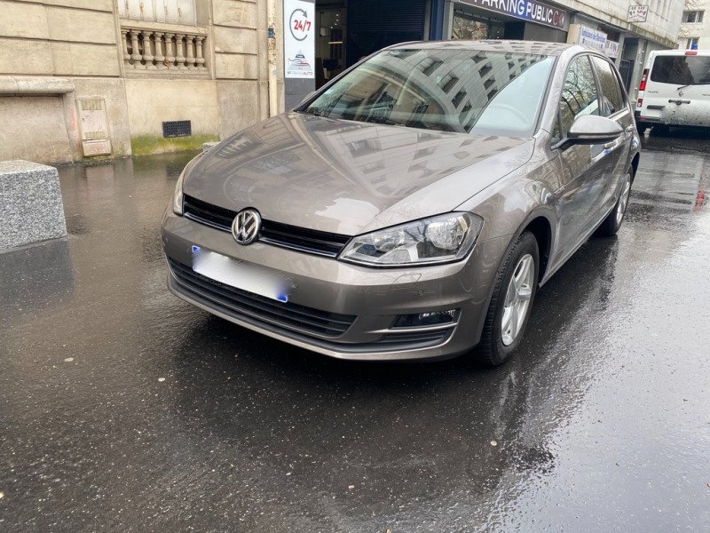 Volkswagen GOLF VII 1.2 TSI 110CH BLUEMOTION TECHNOLOGY CUP 5P Essence GRIS Occasion à vendre