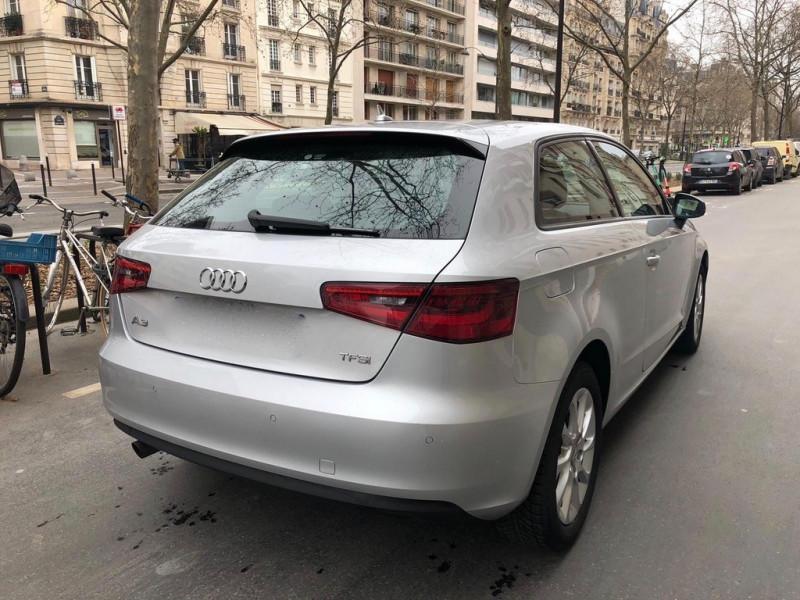 Photo 2 de l'offre de AUDI A3 1.2 TFSI 105CH ATTRACTION 3P à 12990€ chez Iptrans Auto Paris