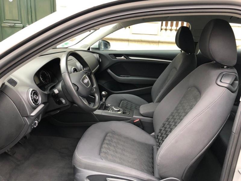 Photo 5 de l'offre de AUDI A3 1.2 TFSI 105CH ATTRACTION 3P à 12990€ chez Iptrans Auto Paris