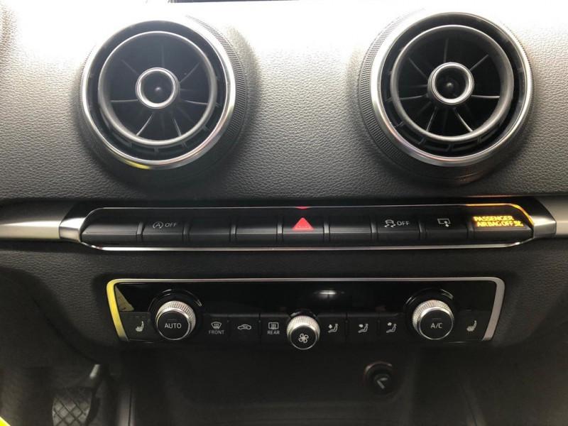Photo 8 de l'offre de AUDI A3 1.2 TFSI 105CH ATTRACTION 3P à 12990€ chez Iptrans Auto Paris