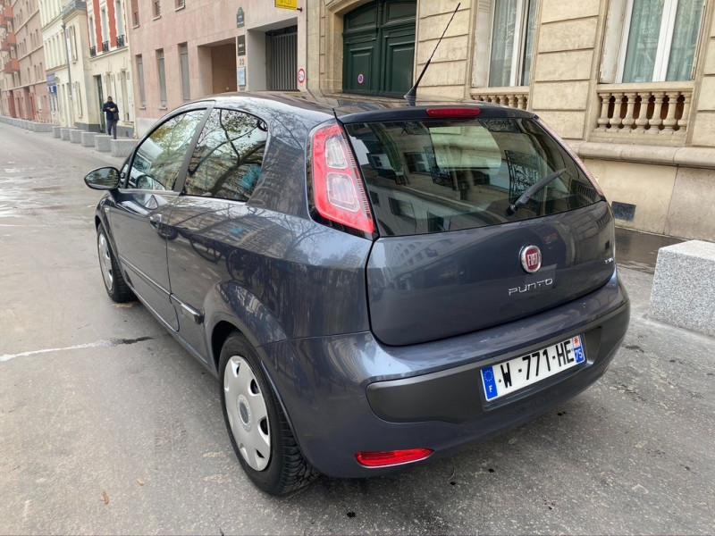 Photo 4 de l'offre de FIAT PUNTO EVO 1.4 8V 77CH DYNAMIC 3P à 4490€ chez Iptrans Auto Paris
