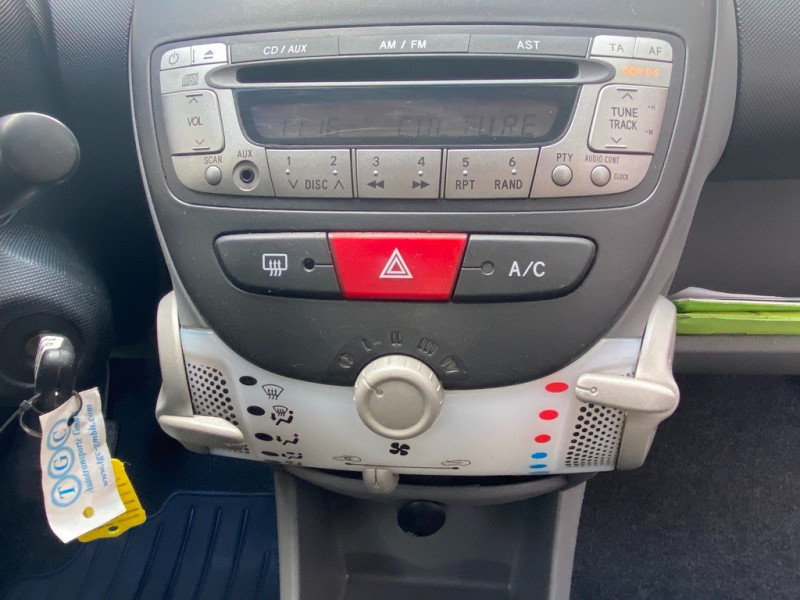 Photo 7 de l'offre de PEUGEOT 107 1.0 12V TRENDY 3P à 3990€ chez Iptrans Auto Paris