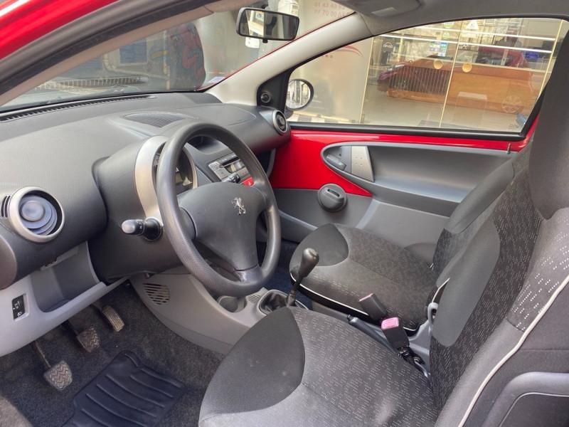 Photo 5 de l'offre de PEUGEOT 107 1.0 12V TRENDY 3P à 3990€ chez Iptrans Auto Paris