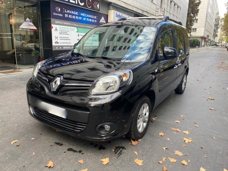Renault KANGOO II 1.2 TCE 115CH ENERGY INTENS EURO6 Essence NOIR Occasion à vendre
