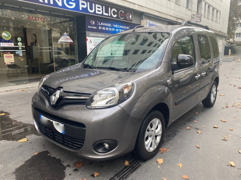 Renault KANGOO II 1.2 TCE 115CH ENERGY LIMITED EURO6 Essence GRIS Occasion à vendre