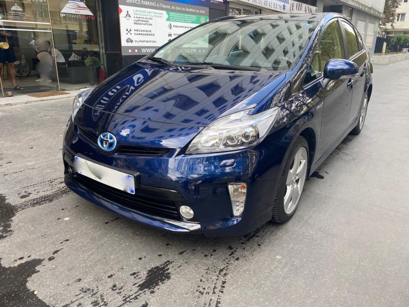 Toyota PRIUS 136H LOUNGE 17 Hybride BLEU Occasion à vendre