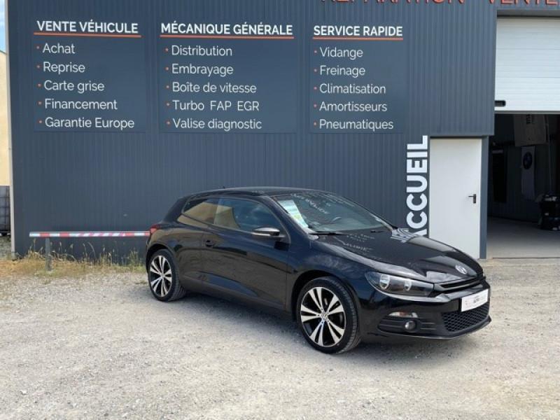 Volkswagen SCIROCCO 2.0 TDI 140CH FAP SPORT EDITION Diesel NOIR Occasion à vendre