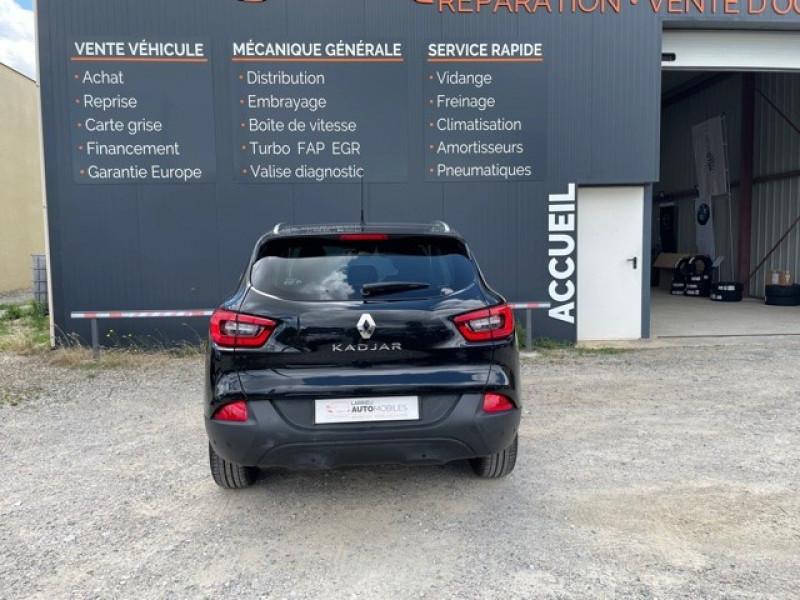 Photo 6 de l'offre de RENAULT KADJAR 1.2 TCE 130CH ENERGY GRAPHITE à 14290€ chez Larrieu automobiles