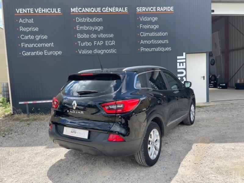 Photo 7 de l'offre de RENAULT KADJAR 1.2 TCE 130CH ENERGY GRAPHITE à 14290€ chez Larrieu automobiles