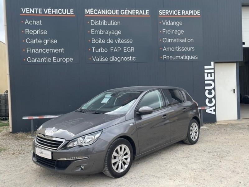 Photo 3 de l'offre de PEUGEOT 308 1.6 BLUEHDI 120CH STYLE S&S 5P à 11990€ chez Larrieu automobiles