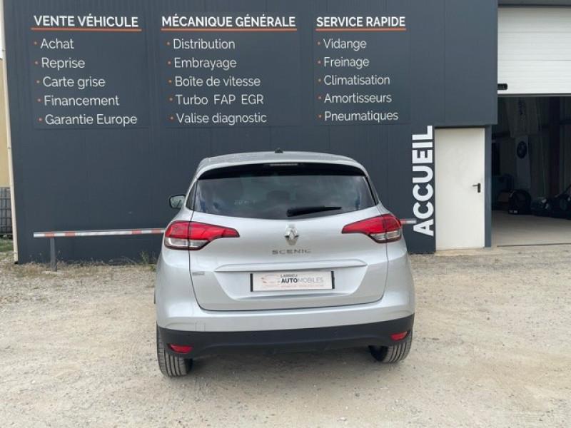 Photo 6 de l'offre de RENAULT SCENIC IV 1.7 BLUE DCI 120CH BUSINESS à 13990€ chez Larrieu automobiles
