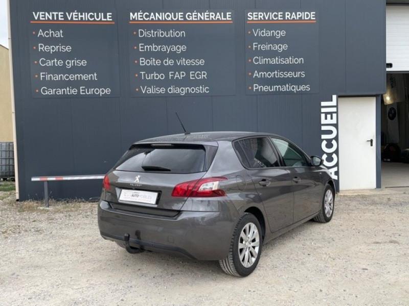 Photo 7 de l'offre de PEUGEOT 308 1.6 BLUEHDI 120CH STYLE S&S 5P à 11990€ chez Larrieu automobiles