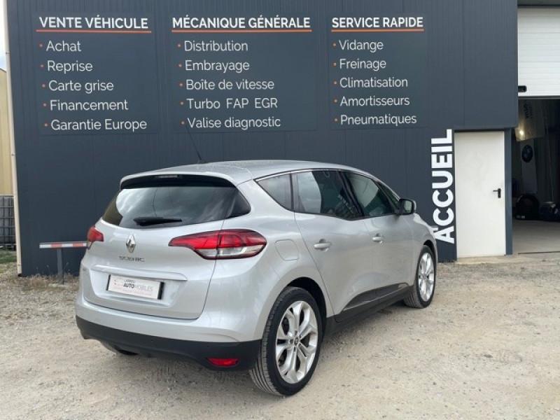 Photo 7 de l'offre de RENAULT SCENIC IV 1.7 BLUE DCI 120CH BUSINESS à 13990€ chez Larrieu automobiles