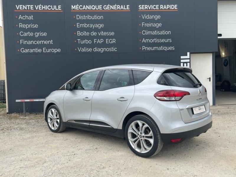 Photo 5 de l'offre de RENAULT SCENIC IV 1.7 BLUE DCI 120CH BUSINESS à 13990€ chez Larrieu automobiles