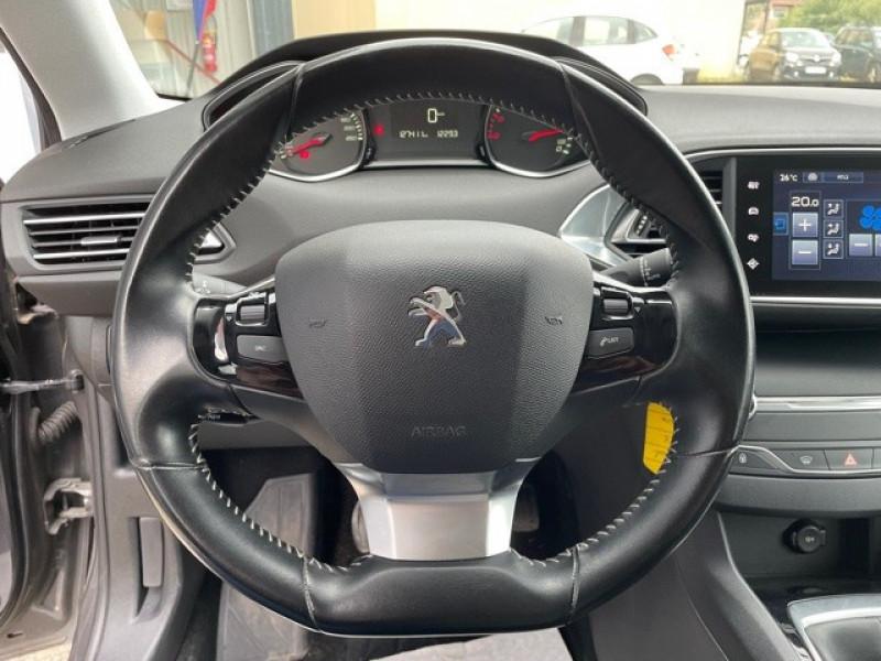 Photo 12 de l'offre de PEUGEOT 308 1.6 BLUEHDI 120CH STYLE S&S 5P à 11990€ chez Larrieu automobiles