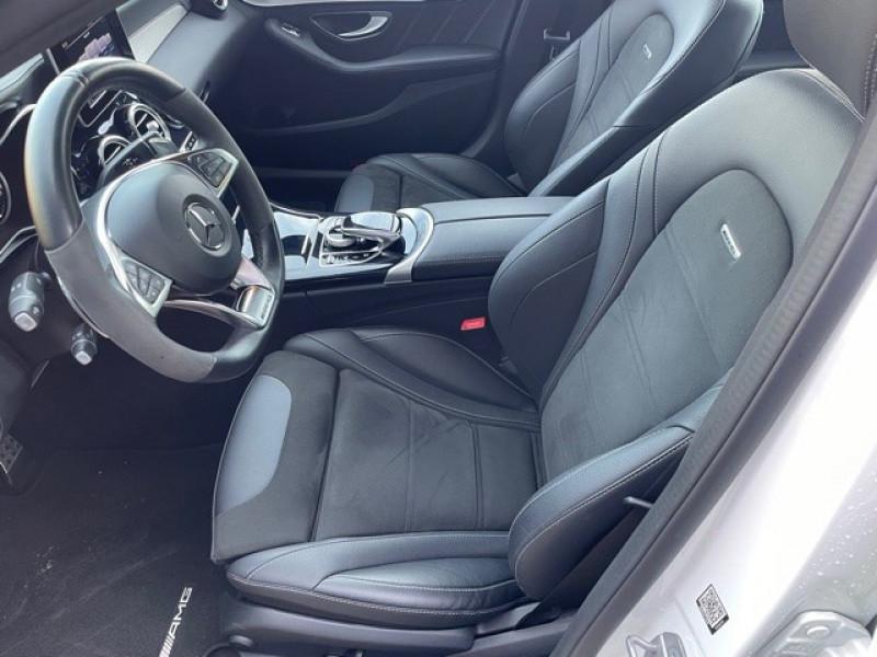 Photo 11 de l'offre de MERCEDES-BENZ CLASSE C (W205) 63 AMG SPEEDSHIFT MCT AMG à 64990€ chez Larrieu automobiles