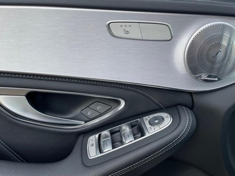 Photo 18 de l'offre de MERCEDES-BENZ CLASSE C (W205) 63 AMG SPEEDSHIFT MCT AMG à 64990€ chez Larrieu automobiles