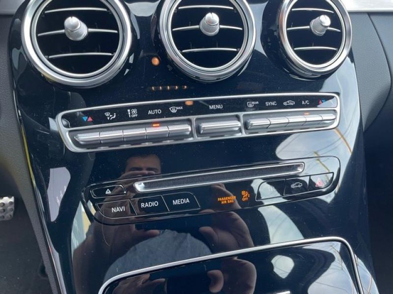 Photo 16 de l'offre de MERCEDES-BENZ CLASSE C (W205) 63 AMG SPEEDSHIFT MCT AMG à 64990€ chez Larrieu automobiles