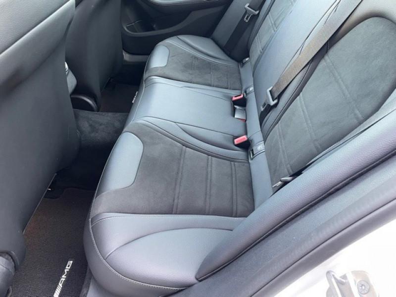 Photo 21 de l'offre de MERCEDES-BENZ CLASSE C (W205) 63 AMG SPEEDSHIFT MCT AMG à 64990€ chez Larrieu automobiles