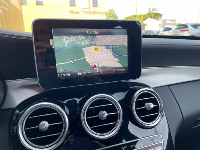 Photo 15 de l'offre de MERCEDES-BENZ CLASSE C (W205) 63 AMG SPEEDSHIFT MCT AMG à 64990€ chez Larrieu automobiles