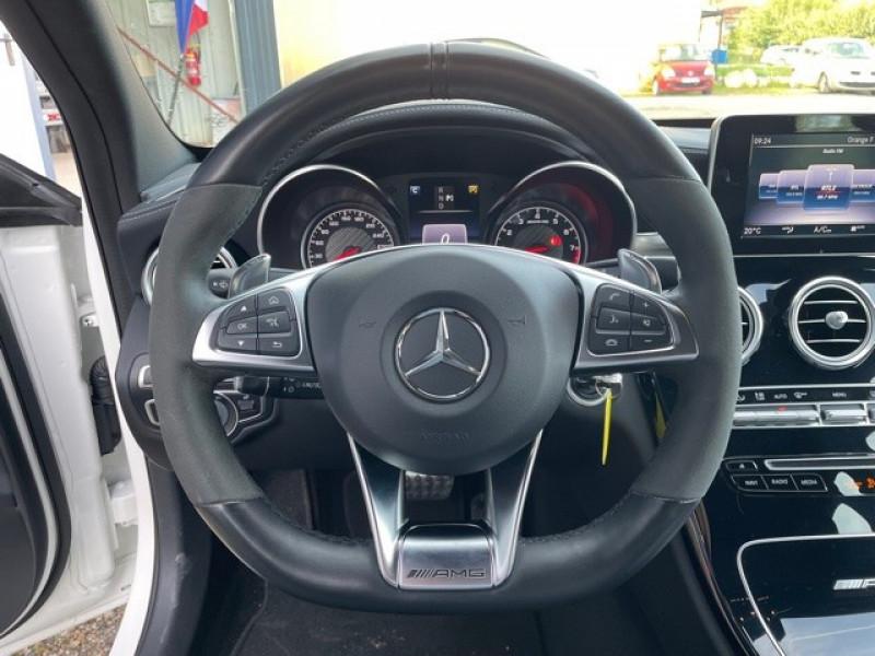 Photo 12 de l'offre de MERCEDES-BENZ CLASSE C (W205) 63 AMG SPEEDSHIFT MCT AMG à 64990€ chez Larrieu automobiles
