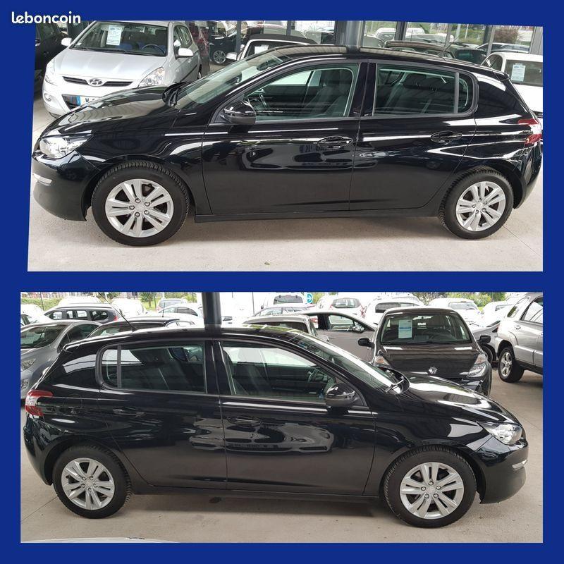 Photo 5 de l'offre de PEUGEOT 308 1.6 BLUEHDI 120CH ACTIVE S&S 5P à 10990€ chez L'Automobile - Jérôme BATHIARD