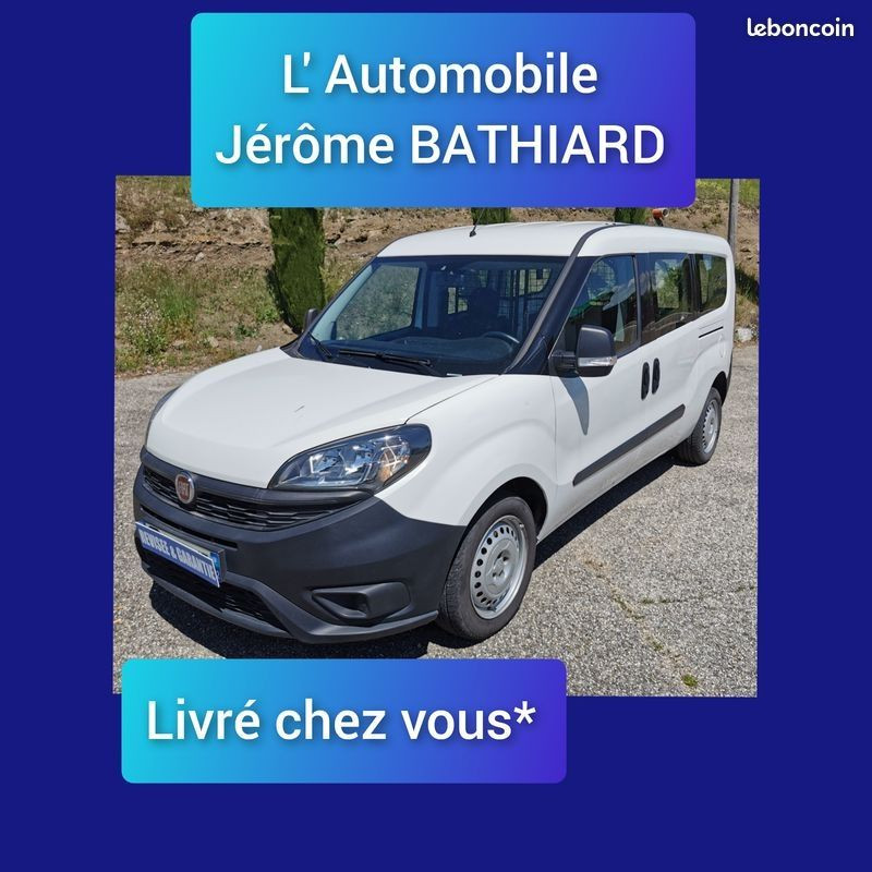 Photo 1 de l'offre de FIAT DOBLO 1.6 MULTIJET 16V 120CH DPF S&S LOUNGE à 9990€ chez L'Automobile - Jérôme BATHIARD