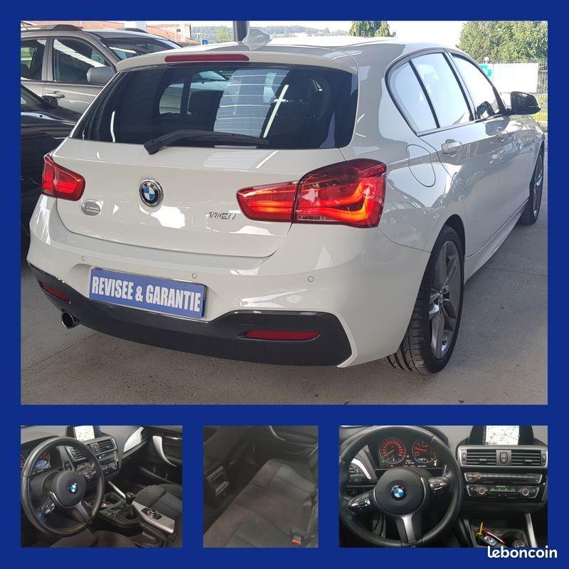 Photo 3 de l'offre de BMW SERIE 1 (F21/F20) 118I 136CH M SPORT 5P à 22490€ chez L'Automobile - Jérôme BATHIARD