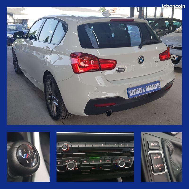 Photo 5 de l'offre de BMW SERIE 1 (F21/F20) 118I 136CH M SPORT 5P à 22490€ chez L'Automobile - Jérôme BATHIARD