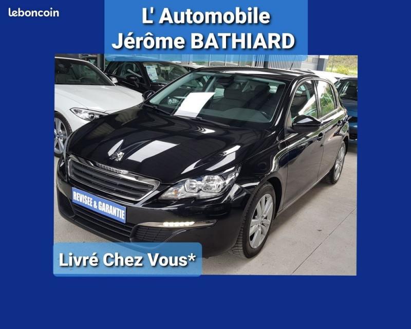Peugeot 308 1.6 BLUEHDI 120CH ACTIVE S&S 5P Diesel NOIR Occasion à vendre