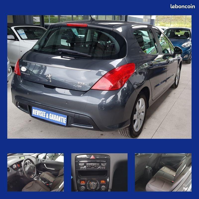 Photo 4 de l'offre de PEUGEOT 308 1.6 E-HDI115 FAP STYLE III 5P à 8990€ chez L'Automobile - Jérôme BATHIARD