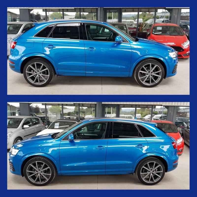 Photo 5 de l'offre de AUDI Q3 2.0 TDI 184CH S LINE QUATTRO à 29990€ chez L'Automobile - Jérôme BATHIARD