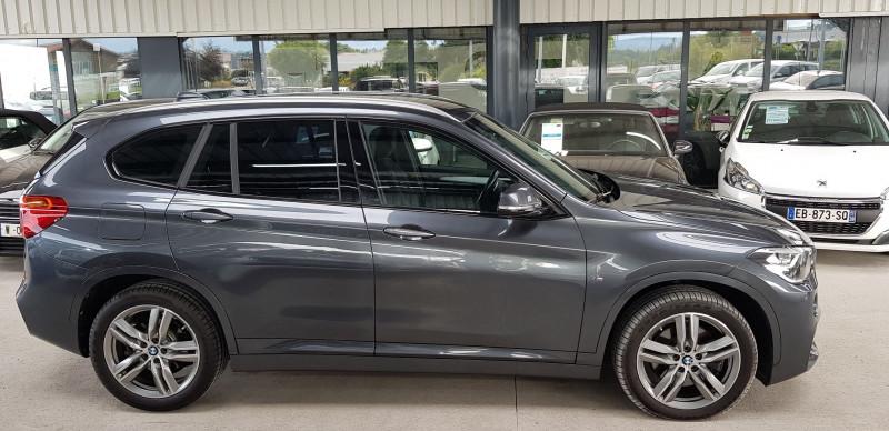 Photo 3 de l'offre de BMW X1 (F48) XDRIVE20DA 190CH M SPORT à 29990€ chez L'Automobile - Jérôme BATHIARD