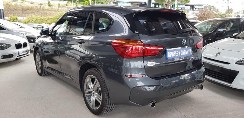 Photo 2 de l'offre de BMW X1 (F48) XDRIVE20DA 190CH M SPORT à 29990€ chez L'Automobile - Jérôme BATHIARD