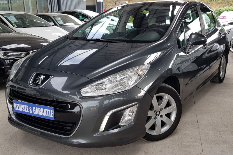 Peugeot 308 1.6 E-HDI112 FAP ACTIVE 5P Diesel GRIS Occasion à vendre