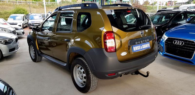 Photo 4 de l'offre de DACIA DUSTER 1.5 DCI 110CH AMBIANCE 4X4 EURO6 à 13990€ chez L'Automobile - Jérôme BATHIARD