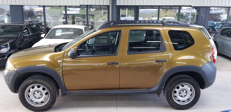 Photo 6 de l'offre de DACIA DUSTER 1.5 DCI 110CH AMBIANCE 4X4 EURO6 à 13990€ chez L'Automobile - Jérôme BATHIARD