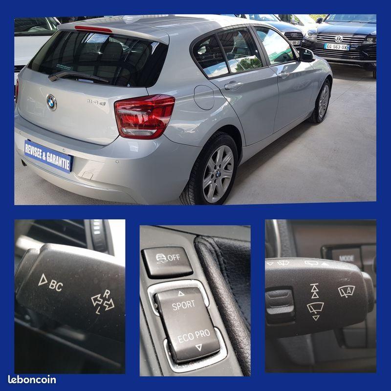 Photo 2 de l'offre de BMW SERIE 1 (F21/F20) 114D 95CH LOUNGE 5P à 11290€ chez L'Automobile - Jérôme BATHIARD