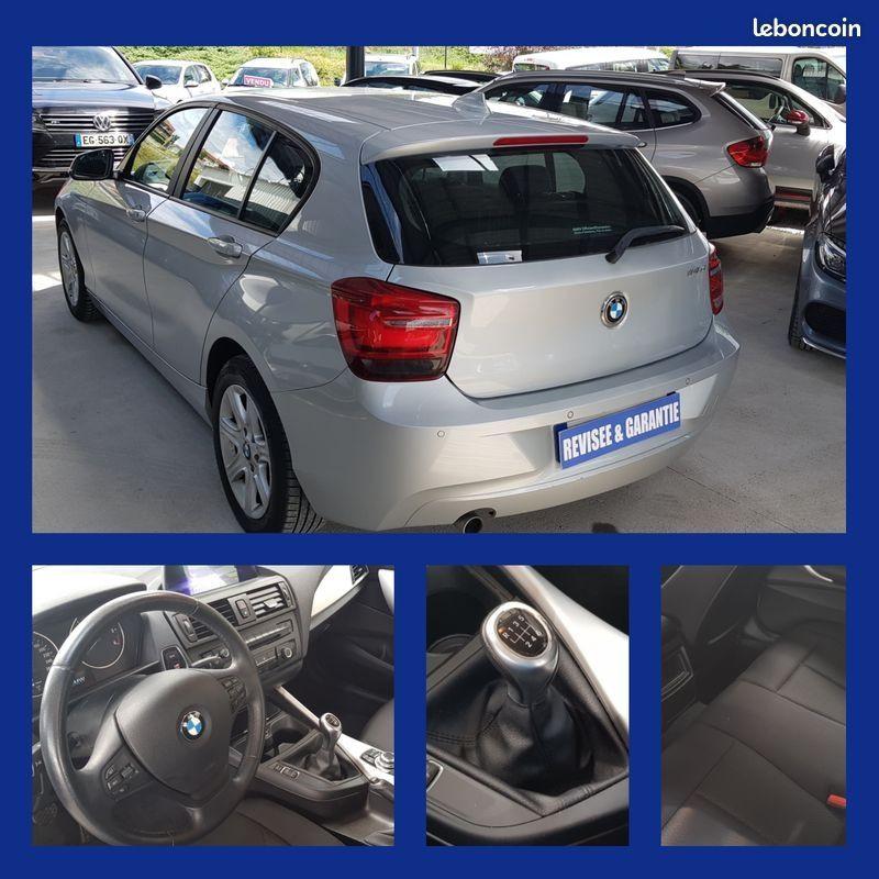 Photo 4 de l'offre de BMW SERIE 1 (F21/F20) 114D 95CH LOUNGE 5P à 11290€ chez L'Automobile - Jérôme BATHIARD