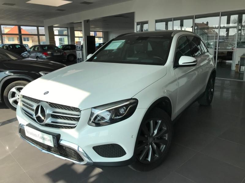 Mercedes-Benz GLC 250 d 204ch Fascination 4Matic 9G-Tronic Diesel Blanc Arctique 147 Occasion à vendre