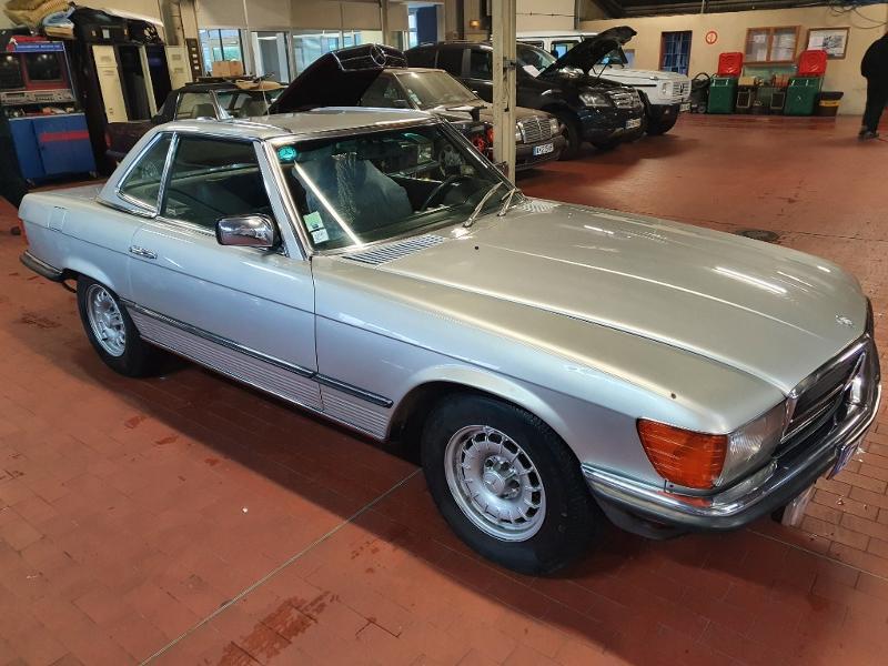 Mercedes-Benz 280sl  Essence Argent Adamantin 744 Occasion à vendre