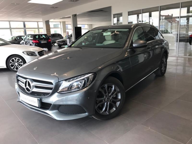 Mercedes-Benz Classe C Break 220 d Business Executive 4Matic 9G-Tronic Diesel Gris Sélénite 992 Occasion à vendre