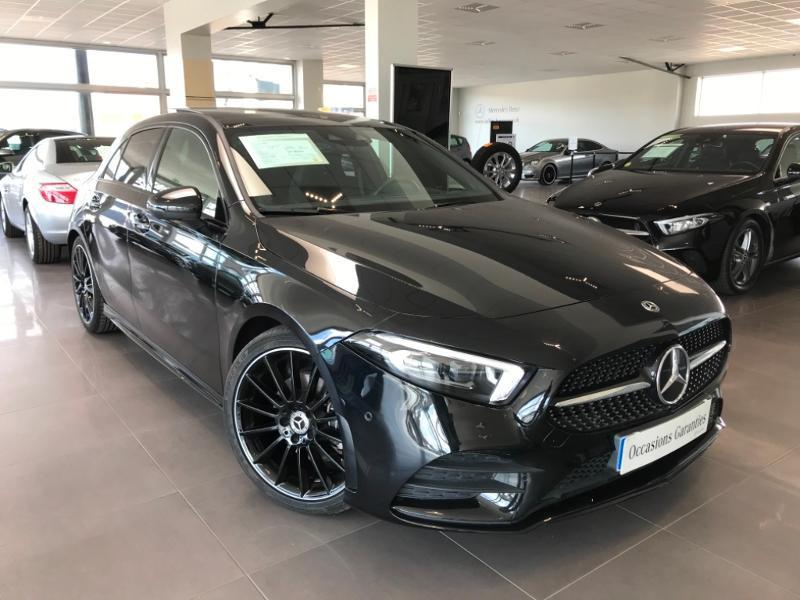 Mercedes-Benz Classe A 200 d 150ch AMG Line 8G-DCT Diesel Noir Cosmos 191 Occasion à vendre